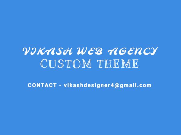 vikash web agency